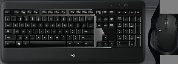 Logitech MX900