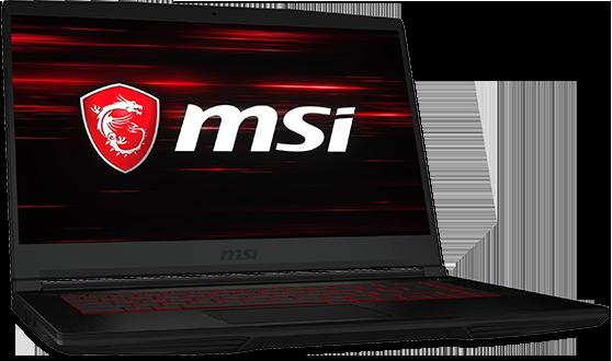 MSI GF63 Thin 10SCXR