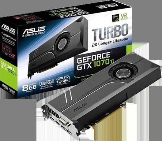 GTX 1070 Ti 8GB Turbo