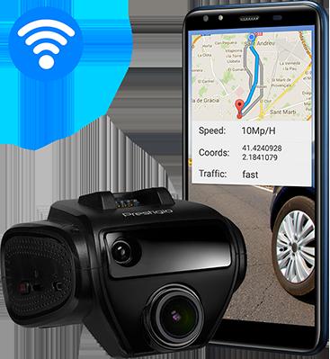 Prestigio RoadScanner 500WGPSs