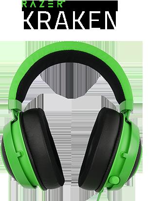 HP Razer Kraken