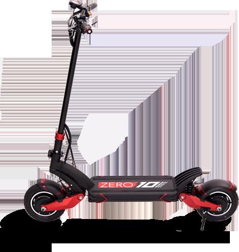 Скутер Zero 10x