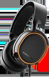 Геймърски слушалки SteelSeries Arctis 5 2019 Edition