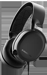 Геймърски слушалки SteelSeries Arctis 3 2019 Edition
