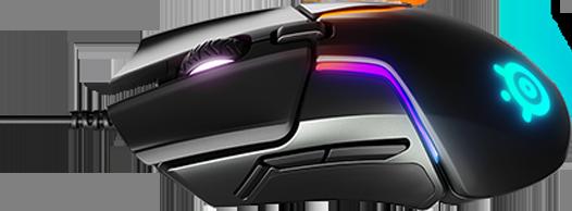 Геймърска мишка SteelSeries Rival 600