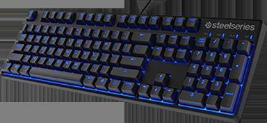 Геймърскa клавиатура Steelseries Apex M400