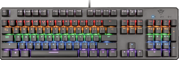 Геймърска клавиатура Trust GXT 865 Asta