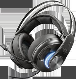 Геймърски слушалки Trust GXT 383 Dion