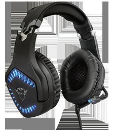 Геймърски слушалки Trust GXT 460 Varzz