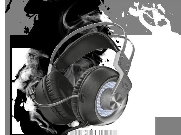 Геймърски слушалки Trust GXT 435 Ironn