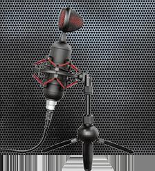 Микрофон Trust GXT 244 Buzz Streaming