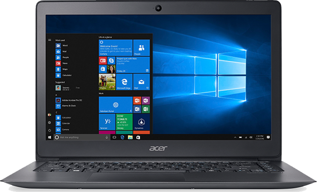 laptop acer ultrabook