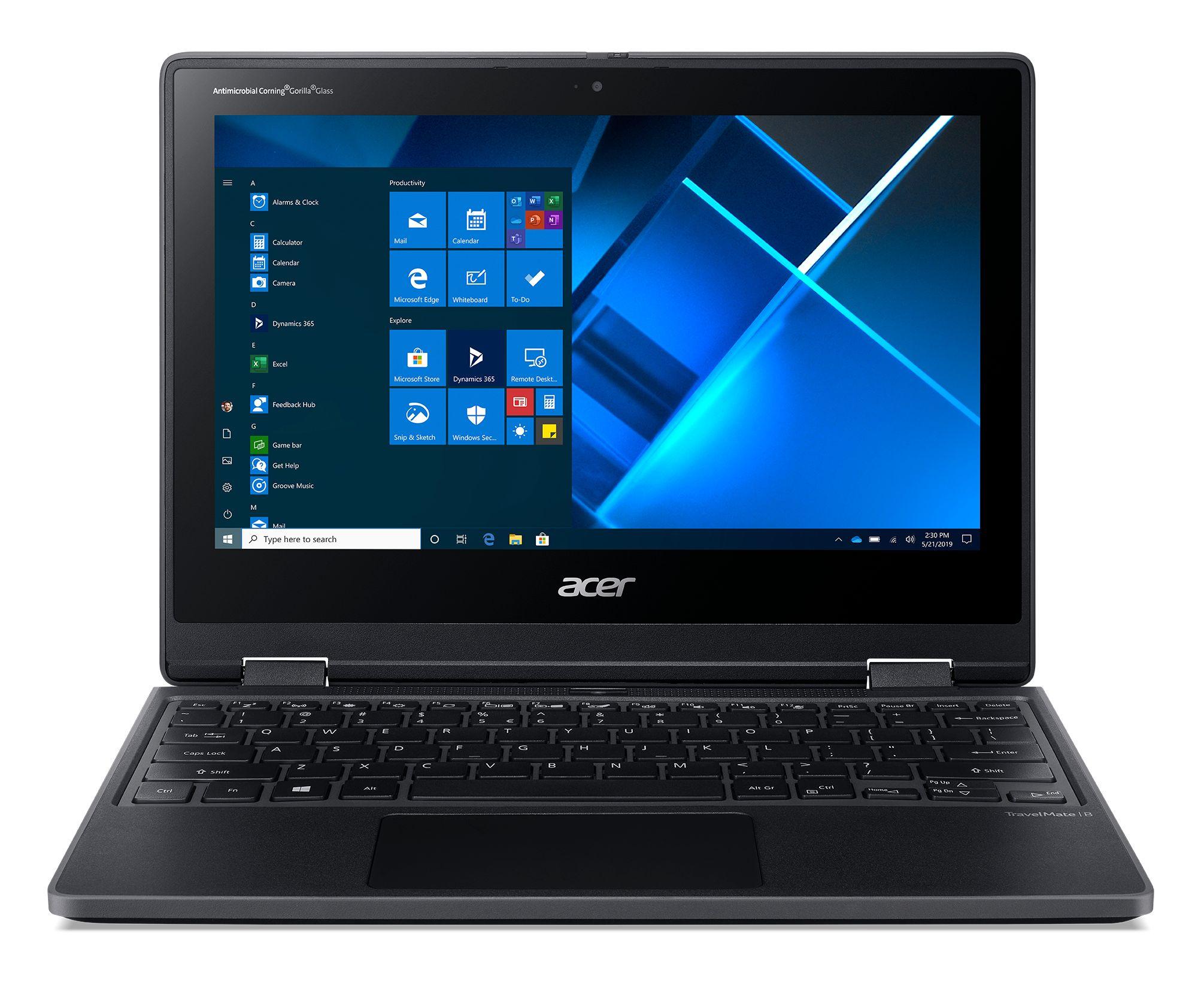 Лаптоп Acer TravelMate Spin