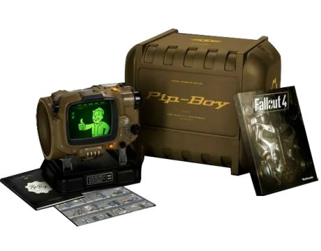 fallout 4 pip boy edition xbox one vgx10000125. Black Bedroom Furniture Sets. Home Design Ideas