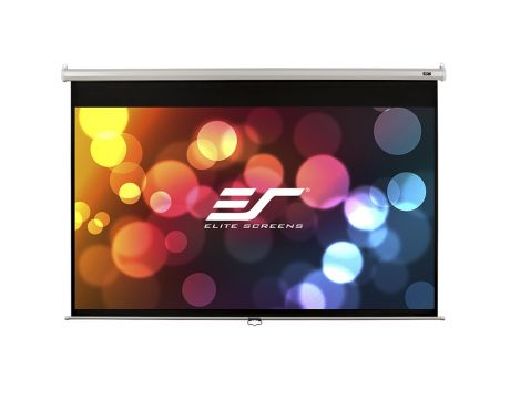 "100"" Elite Screens Manual M100XWH на супер цени"
