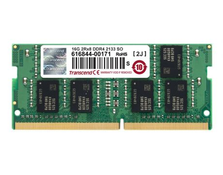 16GB DDR4 2133 Transcend на супер цени