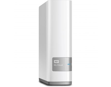 1x4TB WD My Cloud WDBCTL0040HWT на супер цени