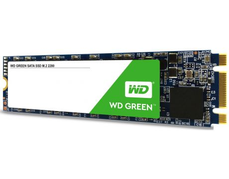240GB SSD WD Green WDS240G2G0B на супер цени