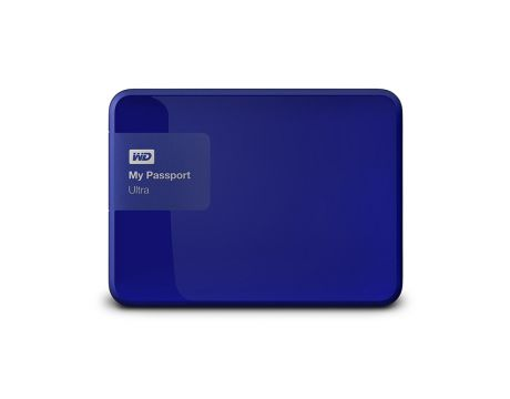 2TB WD My Passport Ultra WDBBKD0020BBL на супер цени