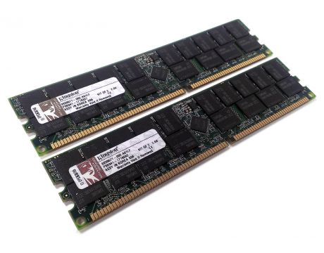 2x2GB DDR 400 Kingston на супер цени