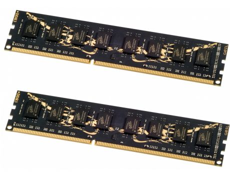 2x8GB DDR3 1600 GeIL BLACK DRAGON на супер цени