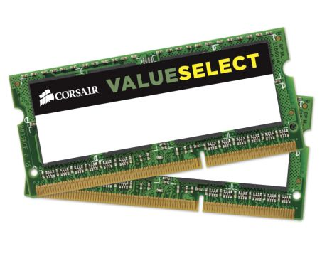 2x8GB DDR3L 1600 Corsair Value на супер цени