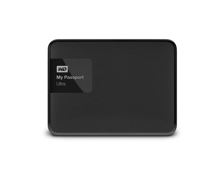 3TB WD My Passport Ultra WDBBKD0030BBK на супер цени