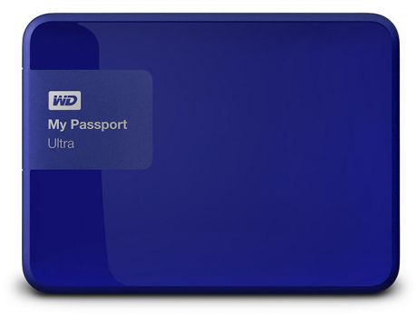 1TB WD My Passport Ultra WDBGPU0010BBL на супер цени