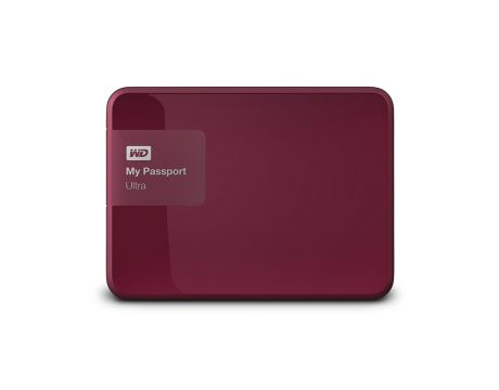 3TB WD My Passport Ultra WDBBKD0030BBY на супер цени