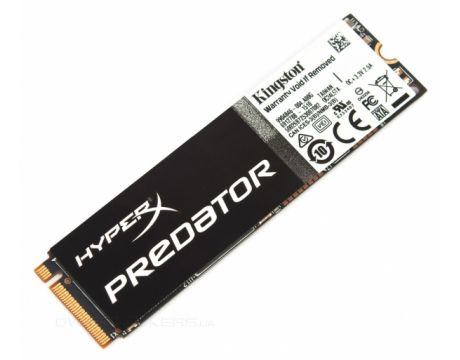480GB SSD Kingston HyperX Predator на супер цени