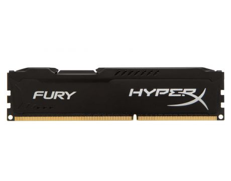 4GB DDR3 1600 Kingston HyperX Fury на супер цени