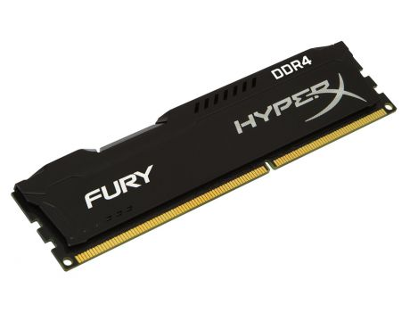 4GB DDR4 2666 Kingston HyperX Fury на супер цени