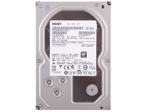 4TB Hitachi Ultrastar 7K6000 на супер цени