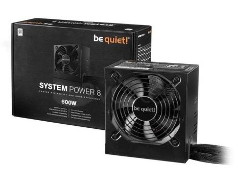 600W be quiet! System Power 8 на супер цени