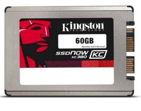 60GB SSD Kingston KC380 на супер цени