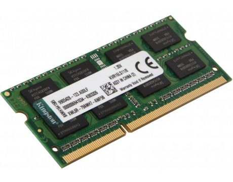 8GB DDR3L 1600 Kingston ValueRAM на супер цени