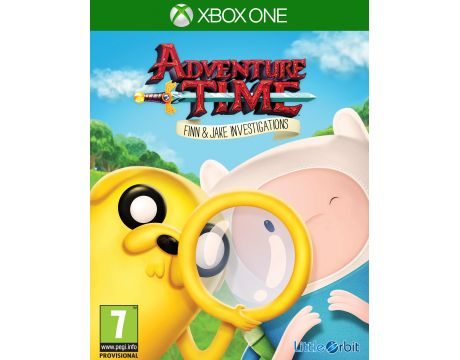 Adventure Time: Finn and Jake Investigations (Xbox One) на супер цени