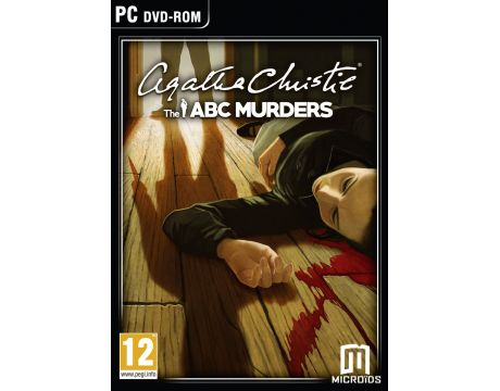 Agatha Christie: The ABC Murders (PC) на супер цени