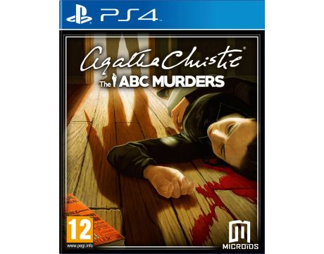 Agatha Christie: The ABC Murders (PS4) на супер цени