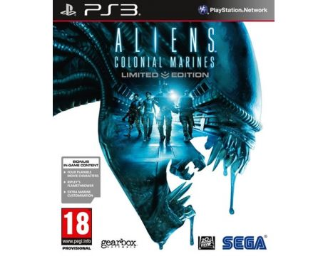 Aliens: Colonial Marines Limited Edition (PS3) на супер цени
