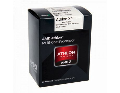 AMD Athlon X4 870K Black Edition (3.9GHz) на супер цени
