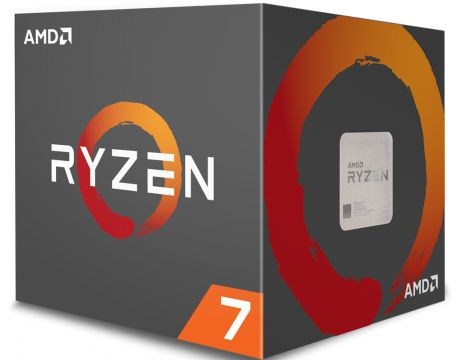 AMD Ryzen 7 2700X (3.7GHz) на супер цени