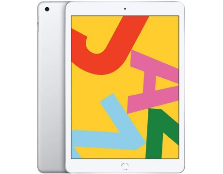 Apple iPad 7 Wi-Fi 32GB, Silver на супер цени