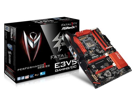 ASRock Fatal1ty E3V5 Performance Gaming/OC на супер цени