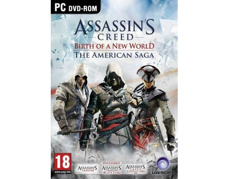 Assassin's Creed: American Saga (PC) на супер цени