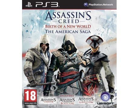 Assassin's Creed: American Saga (PS3) на супер цени