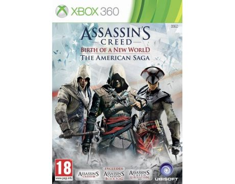 Assassin's Creed: American Saga (Xbox 360) на супер цени
