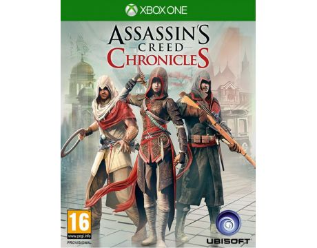 Assassin's Creed Chronicles Pack (Xbox One) на супер цени