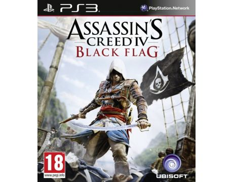 Assassin's Creed IV: Black Flag (PS3) на супер цени