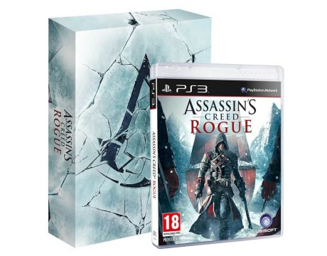 Assassin's Creed Rogue - Collector's Edition (PS3) на супер цени